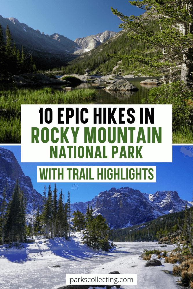 10 Epic Hikes in Rocky Mountain National Park