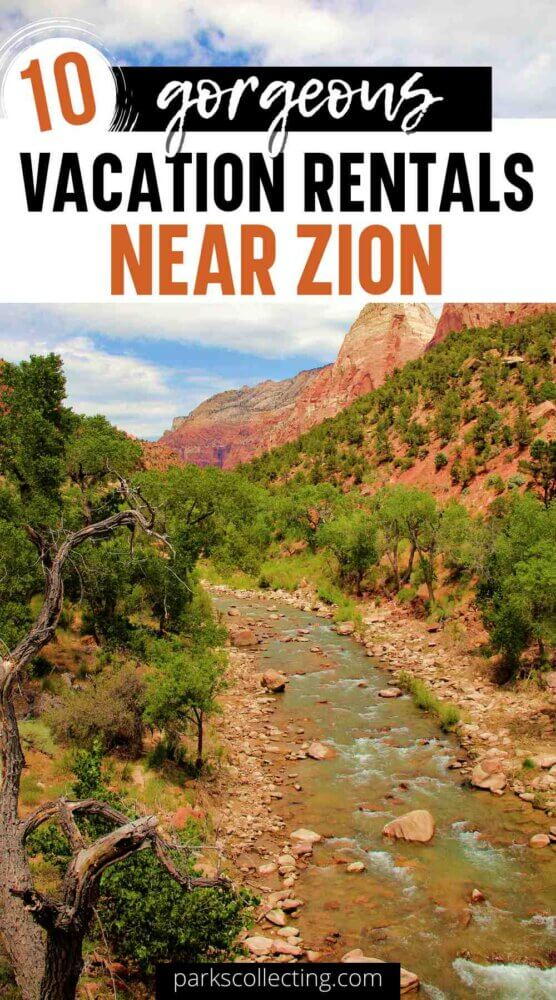 Gorgeous Vacation Rentals near Zion National Park