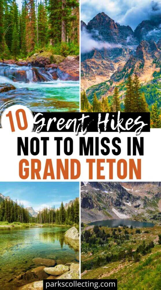 10 Great Hikes in Grand Teton National Park Not to Miss