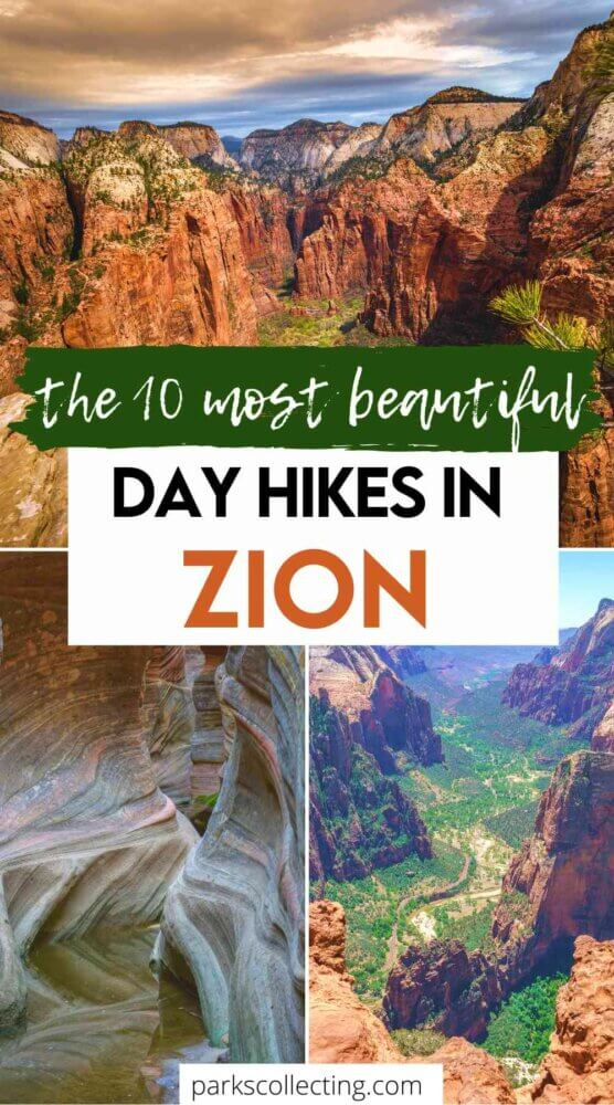 10 Most Beautiful Hikes in Zion National Park