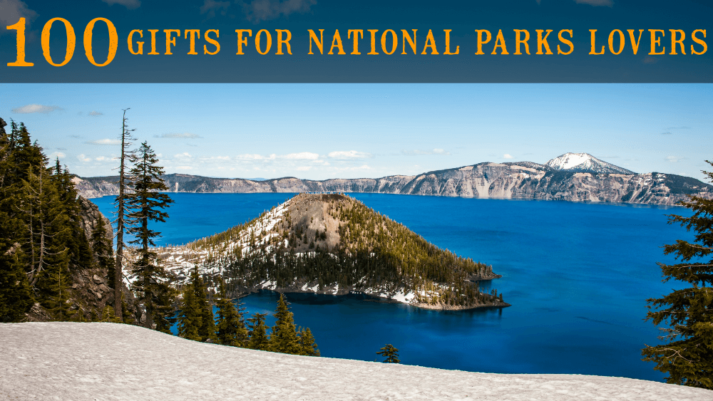 100 gifts for national parks lovers