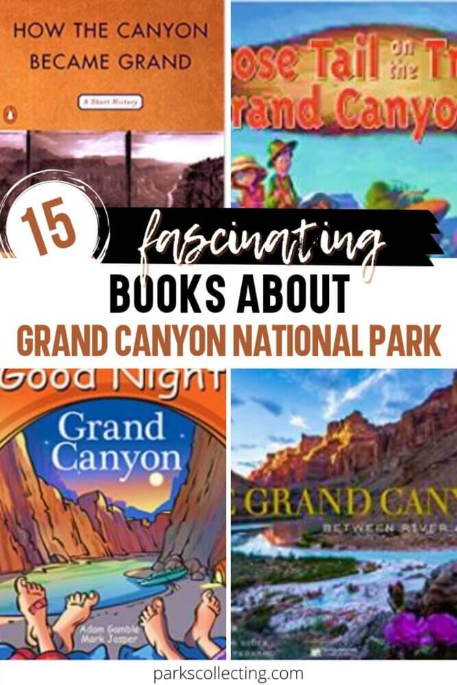 Fascinating Books About Grand Canyon National Park