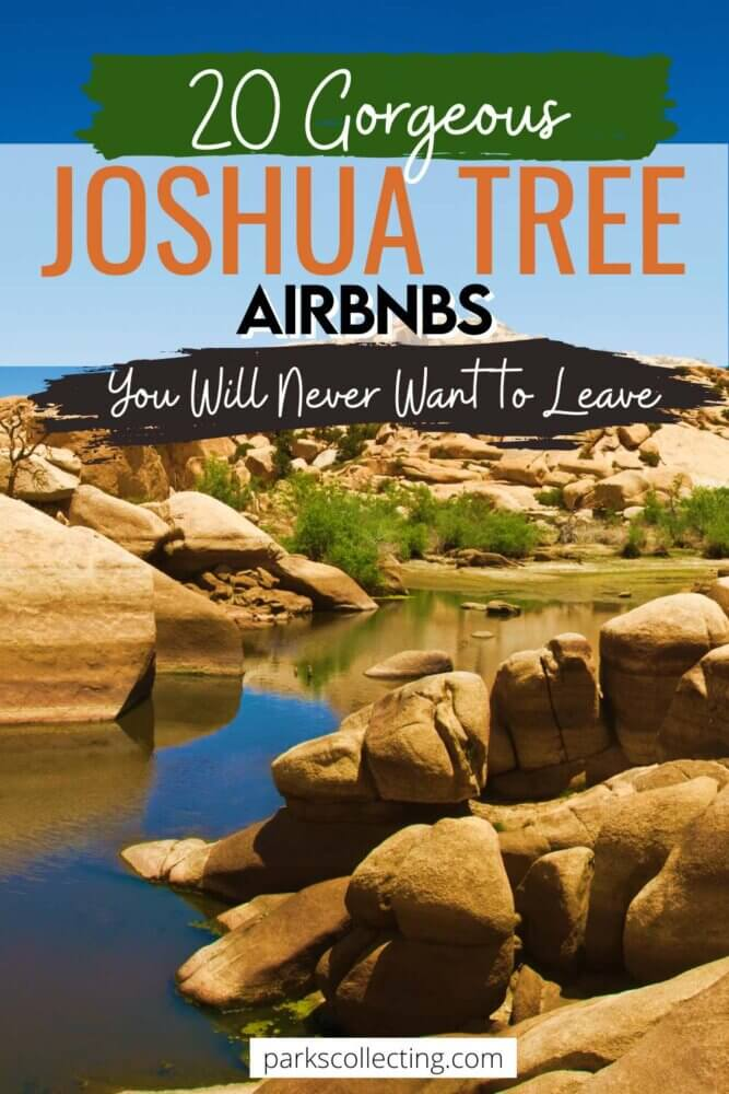 20 Gorgeous Joshua Tree Airbnbs You Will Never Want to Leave
