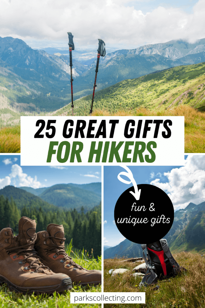 25 Great Gifts for Hikers