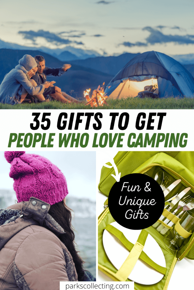 Gifts to Get People Who Love Camping