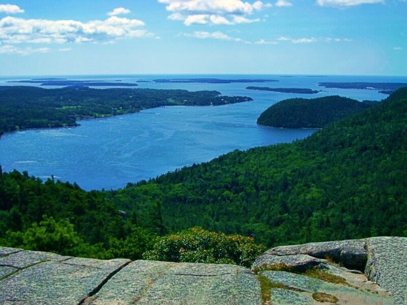 Acadia-Mountain-Trail-view-from-the-top