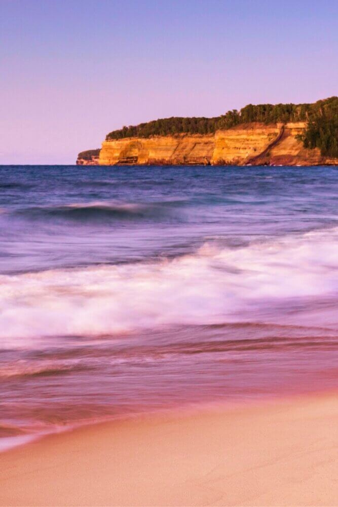 Miners Beach Pictured Rocks National Lakeshore