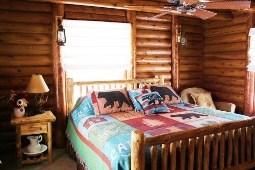 Alices Cozy Cabin airbnb grand canyon