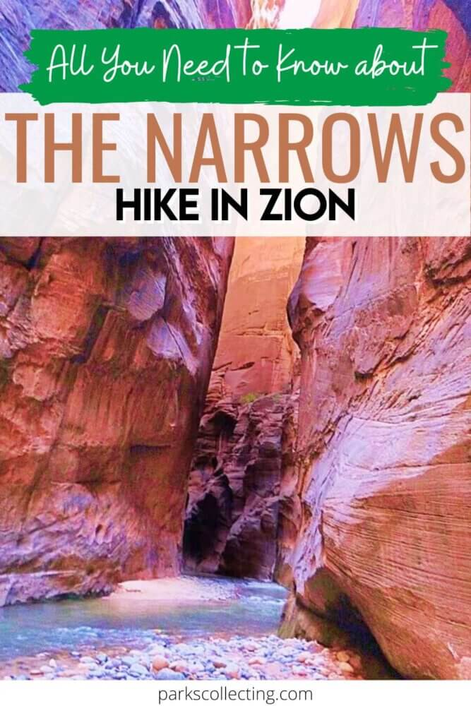 All You Need to Know About The Narrows Hike in Zion