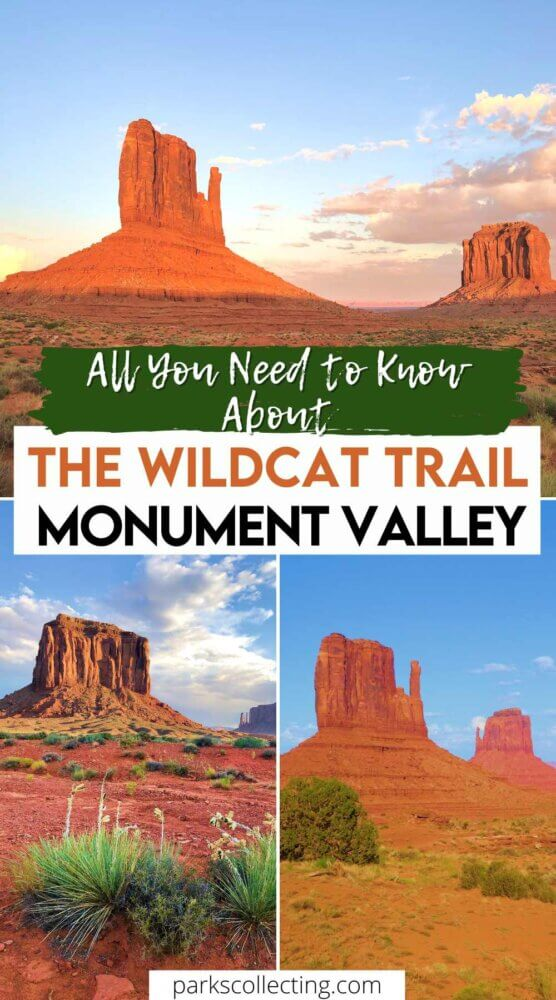 All You Need to Know about the Wildcat Trail Monument Valley