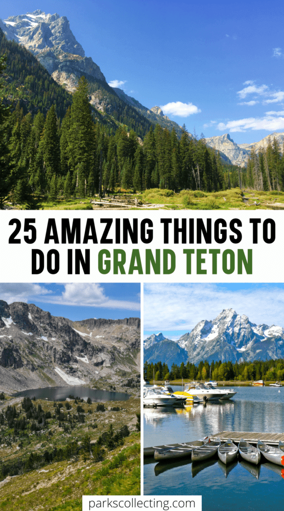 Amazing Things to Do in Grand Teton National Park