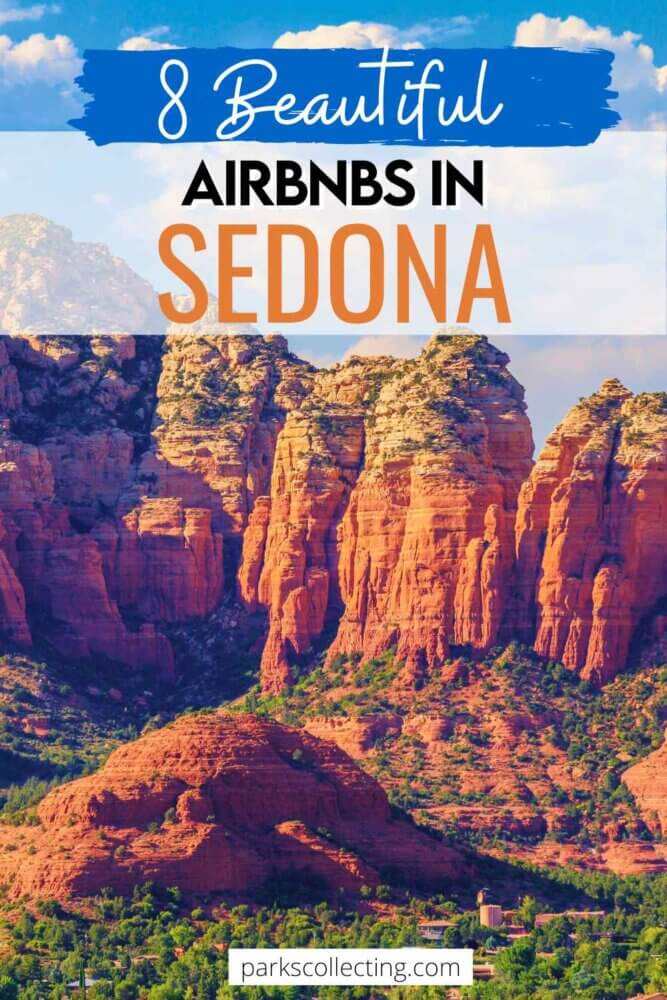 Beautiful Airbnbs in Sedona
