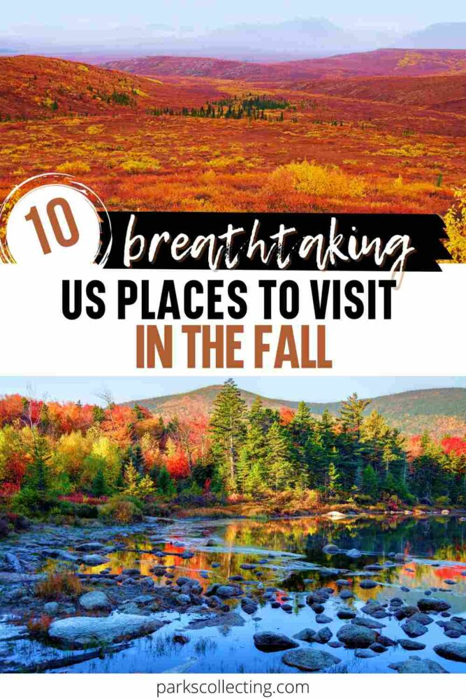 Best Places to Visit in the Fall USA
