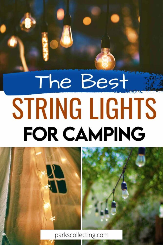 Best String Lights for Camping
