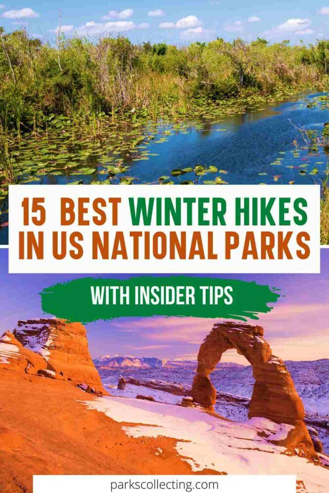 Best Winter Hikes in US National Parks