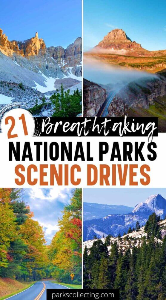 Breathtaking US National Parks Scenic Drives