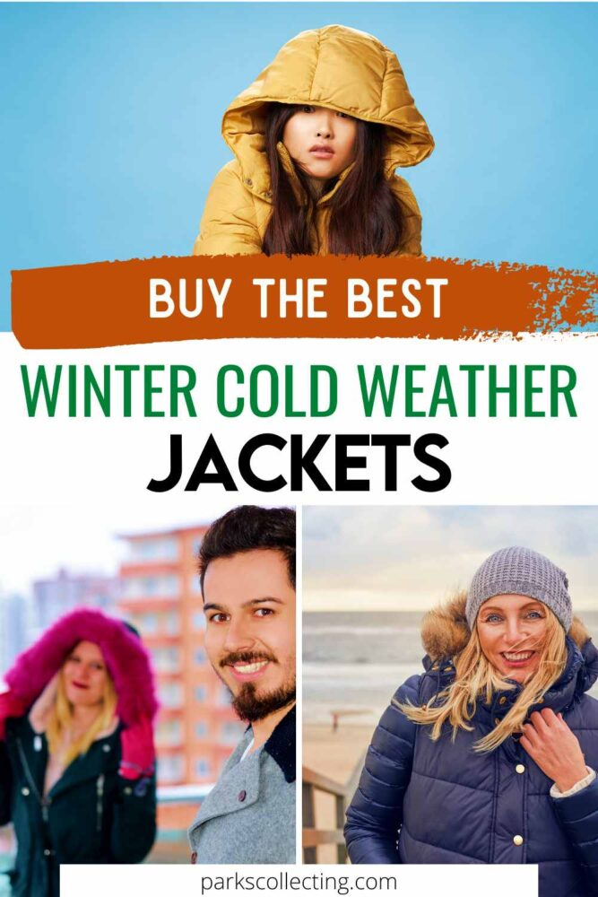 Buy the Best Winter Cold Weather Jackets