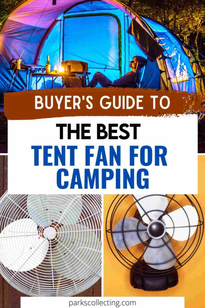 Buyers Guide to the Best Tent Fan for Camping