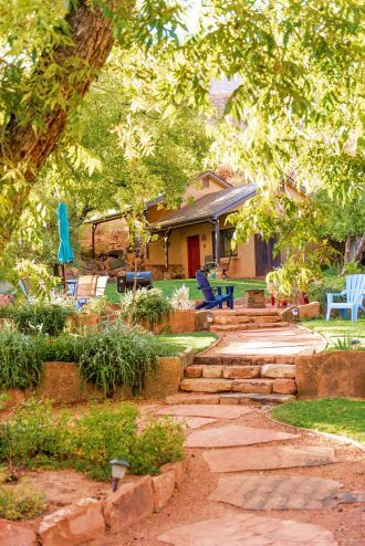 Canyon View airbnb near Zion National Park Springdale Utah