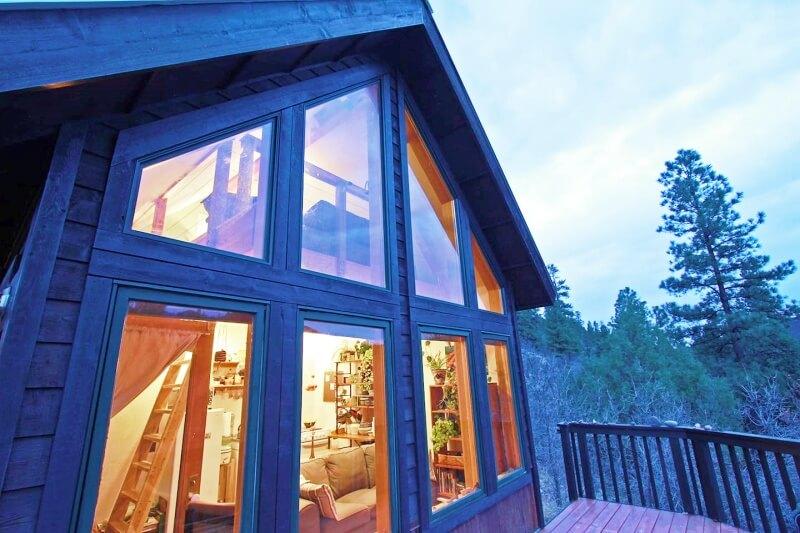 Colorado Cabin Airbnb Durango Mesa Verde National Park