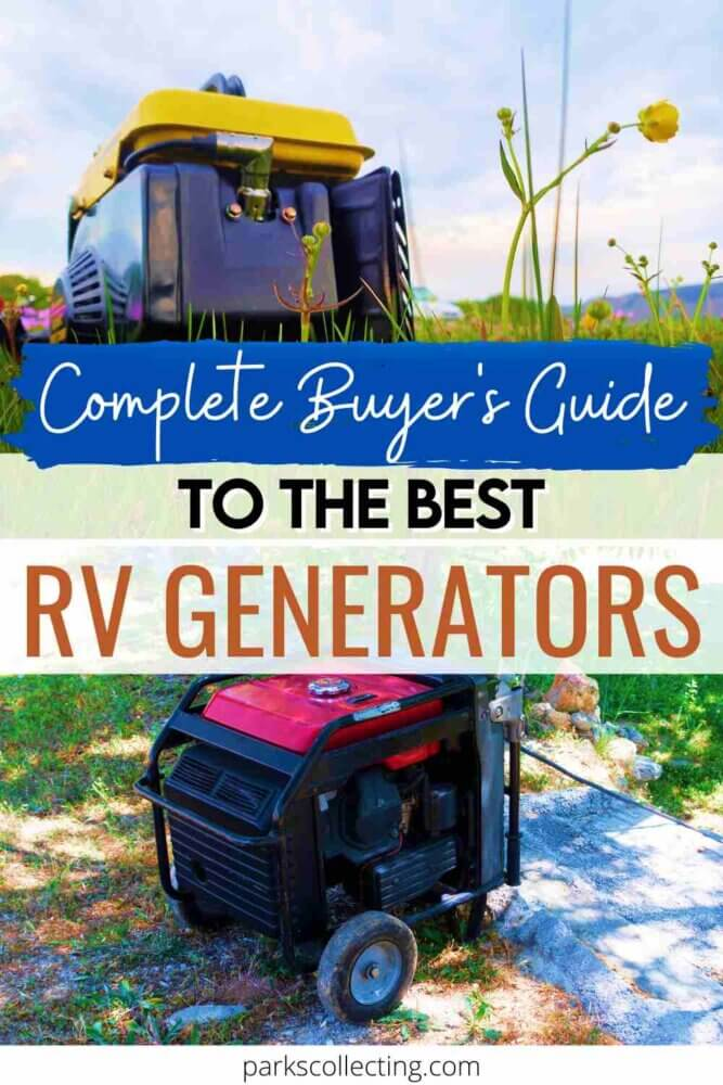 Complete Buyers Guide to the Best RV Generators
