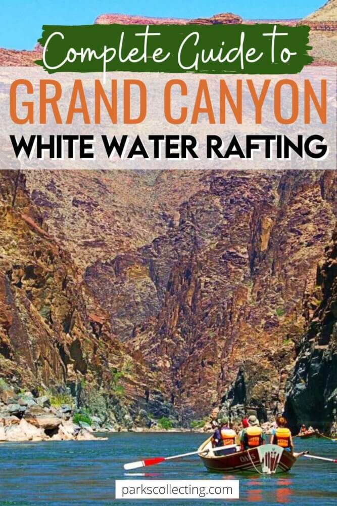Complete Guide to Grand Canyon White Water Rafting