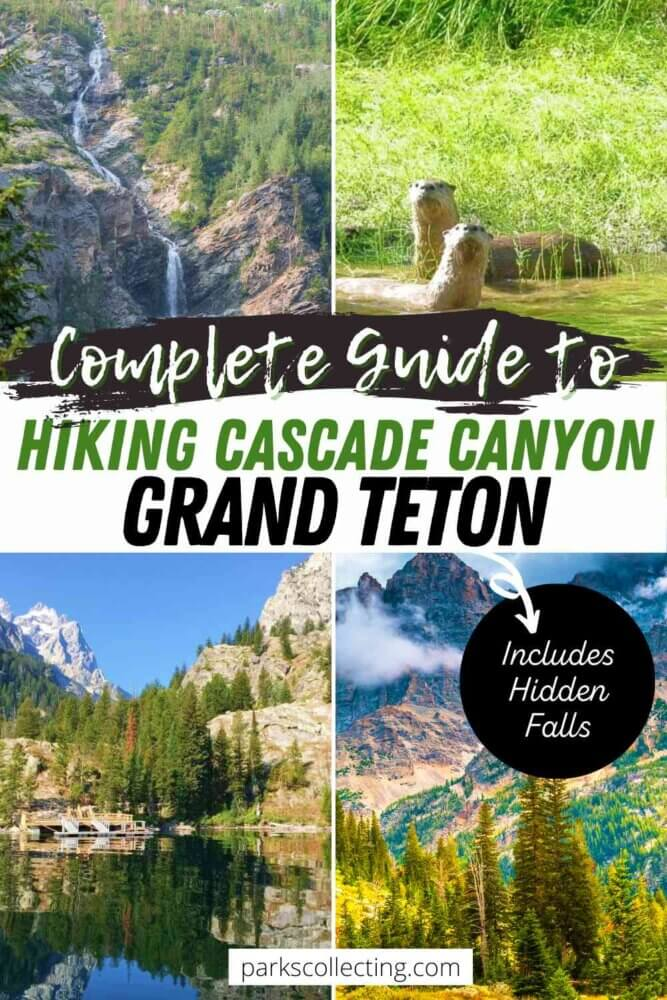 Complete Guide to Hiking Cascade Canyon Grand Teton