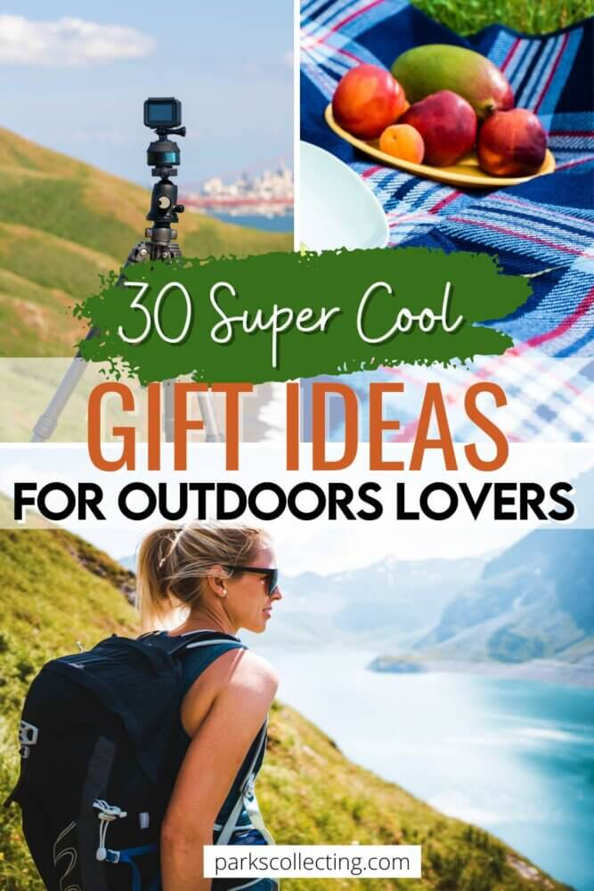 Cool Gift Ideas for Outdoors Lovers