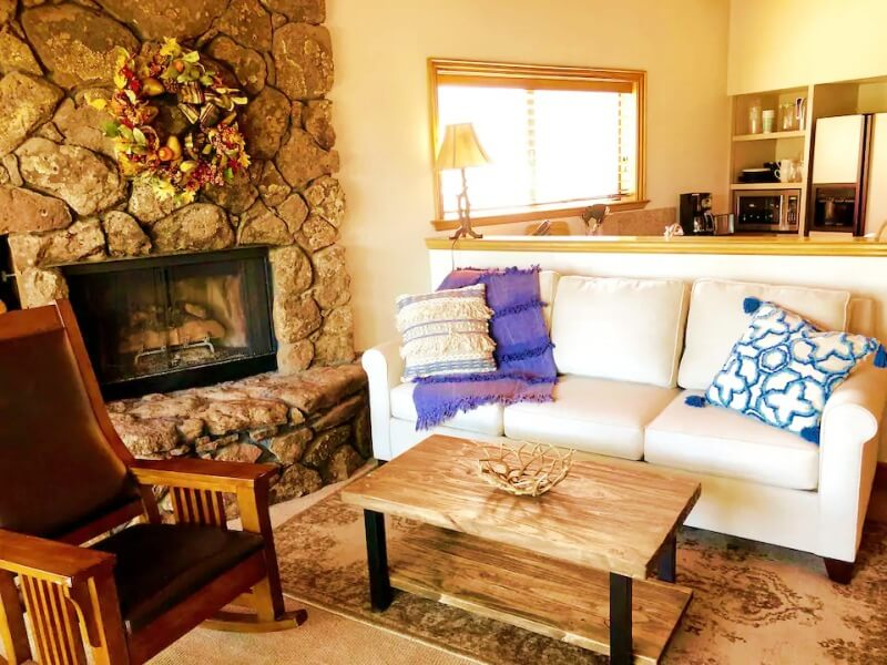 Country Club Townhouse Flagstaff airbnb