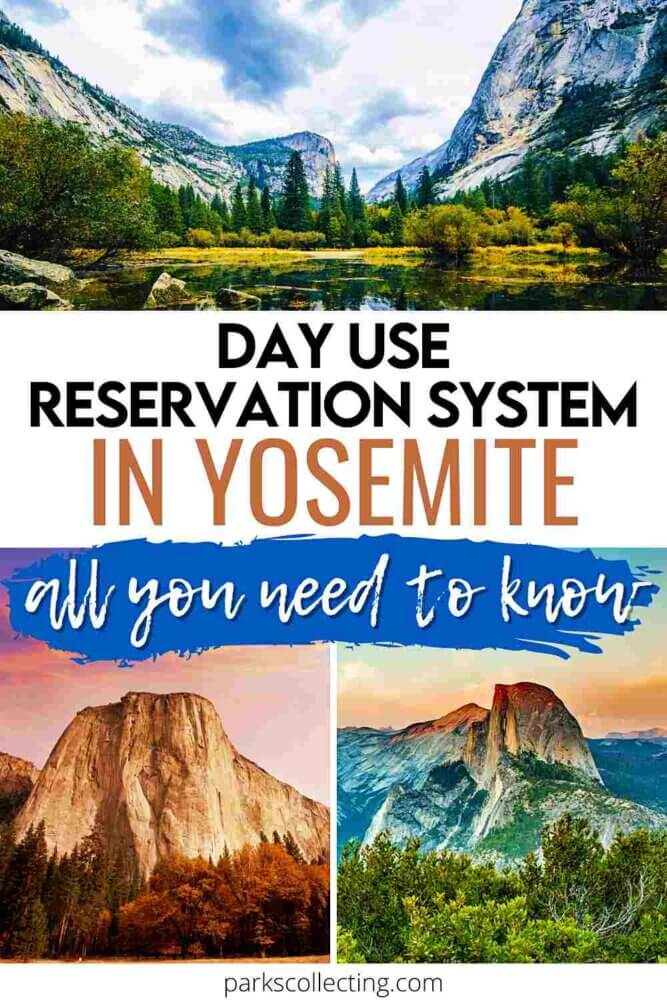 Day Use Reservation System in Yosemite_ All You Need to Know