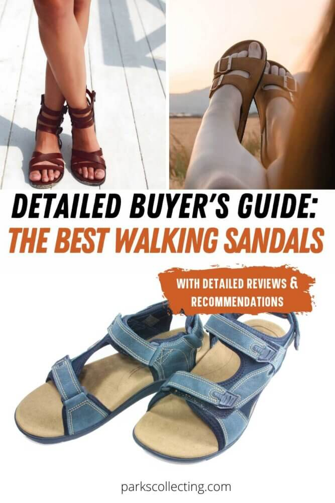 Detailed Buyers Guide_ The Best Walking Sandals