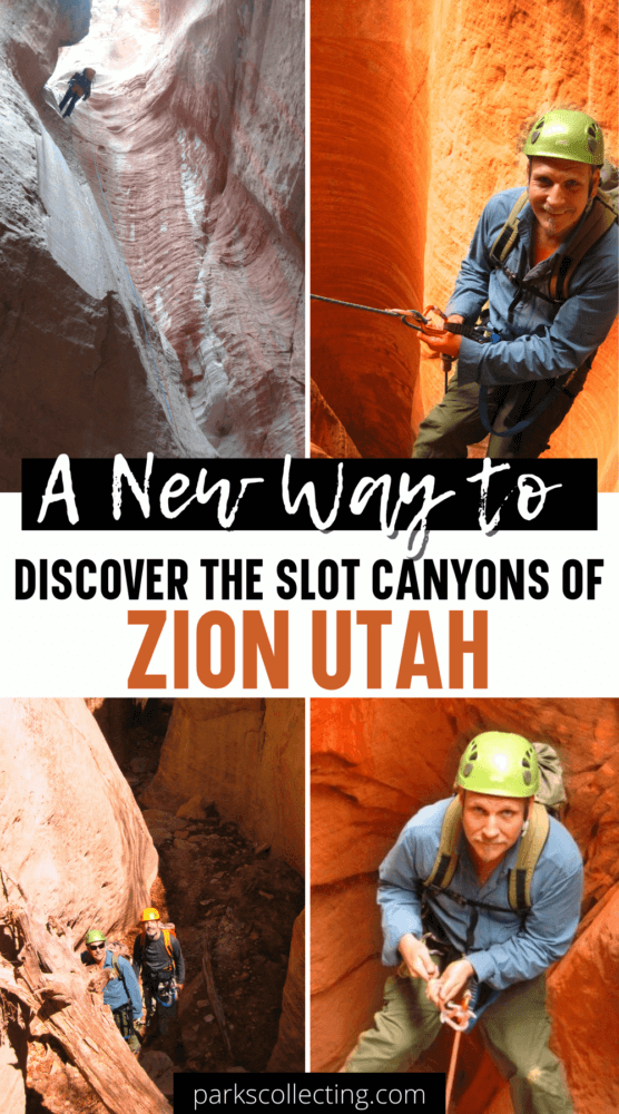 Discover the Slot Canyons of Zion Utah