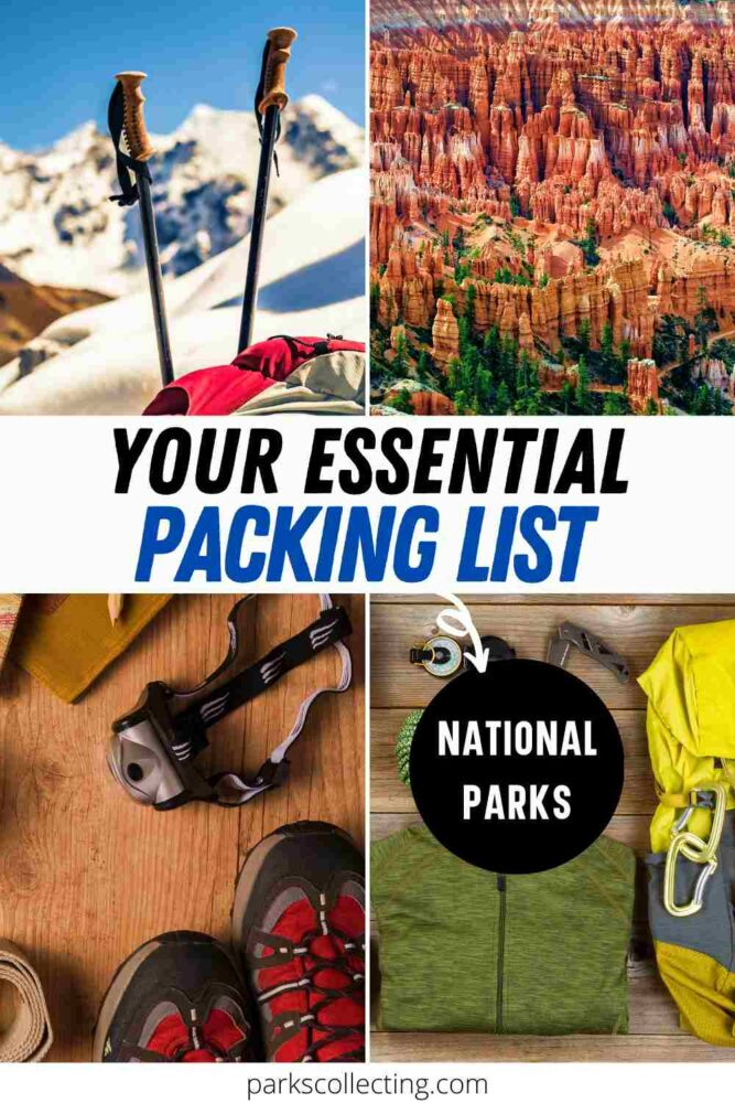 Essential Packing List_ National Parks