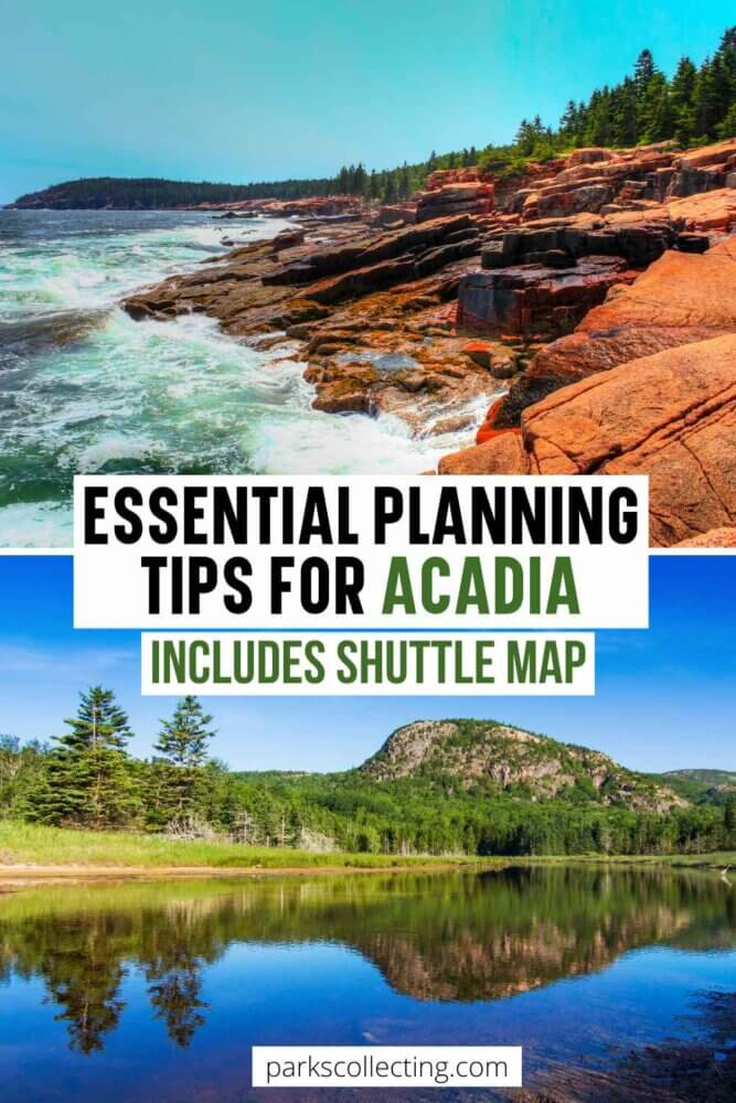 Essential Planning Tips for Acadia National Park