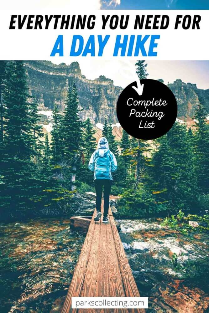 Everything You Need for a Day Hike