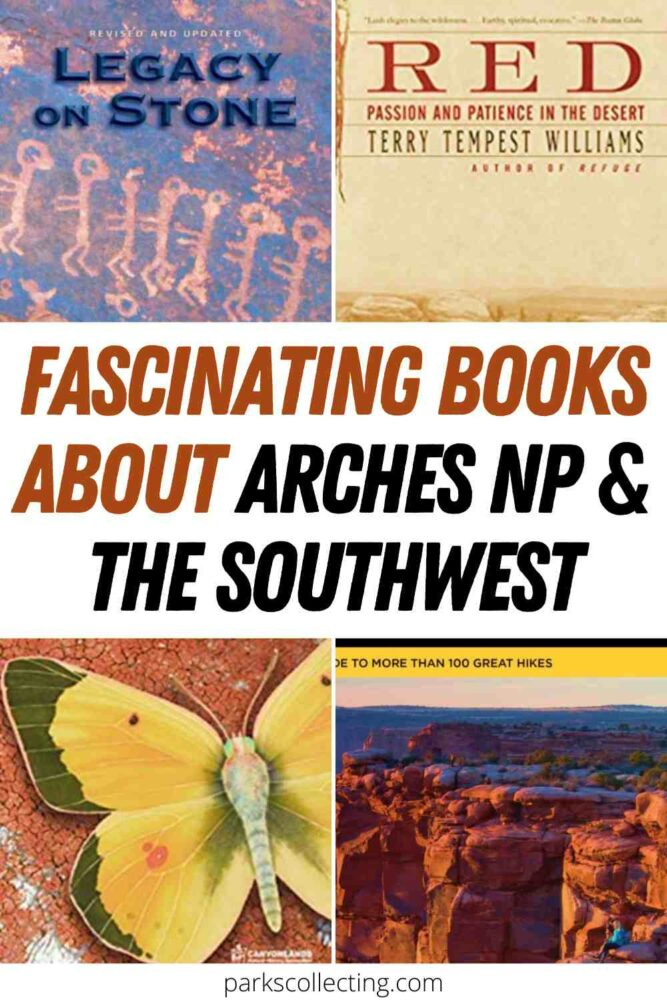 Fascinating Books About Arches and the Southwest