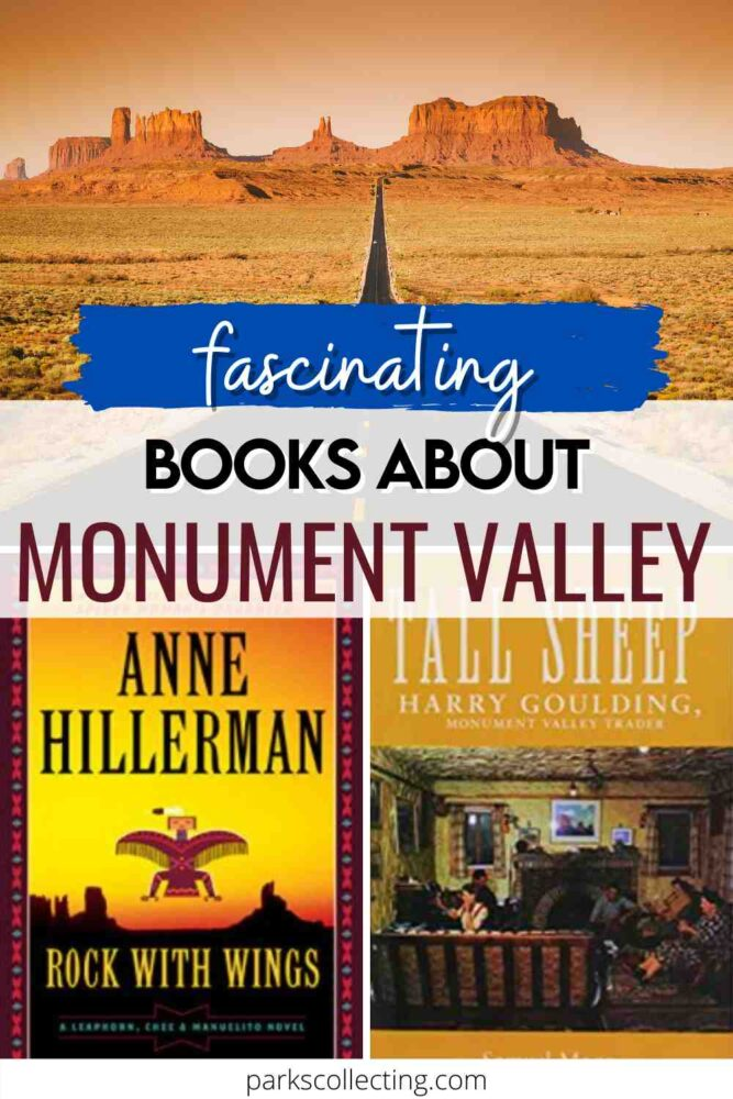 Fascinating Books About Monument Valley