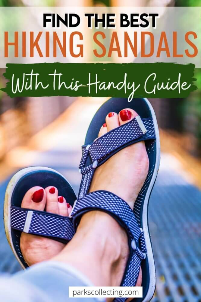 Find the Best Hiking Sandals with this Handy Guide