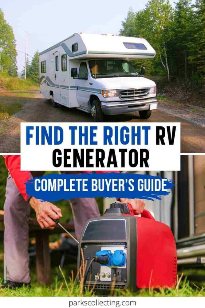 Find the Right RV Generator_ Complete Buyers Guide