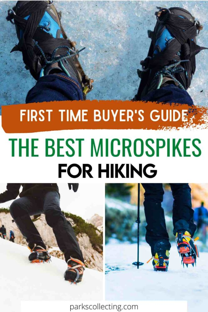 First Time Buyers Guide to the Best Microspikes for Hiking