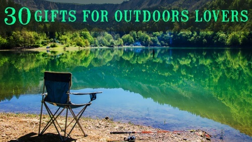 Gifts for Outdoors Lovers