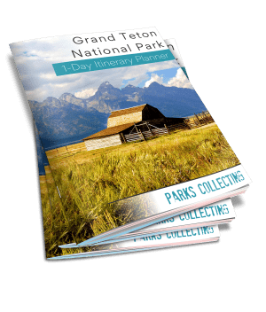 Grand Teton 1-Day Itinerary Cover 3d