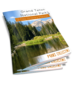 Grand Teton 2-Day Itinerary Cover 3d
