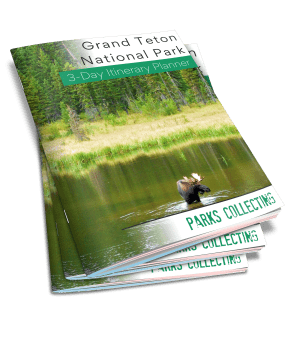 Grand Teton 3-Day Itinerary Cover 3d