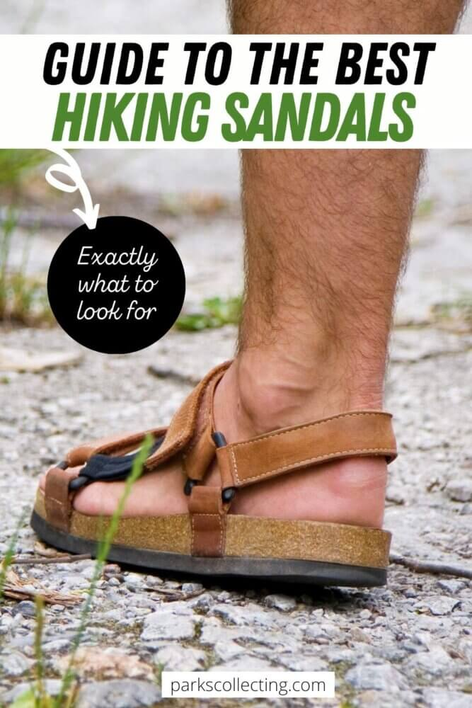 Guide to The Best Hiking Sandals_Exactly What to Look For