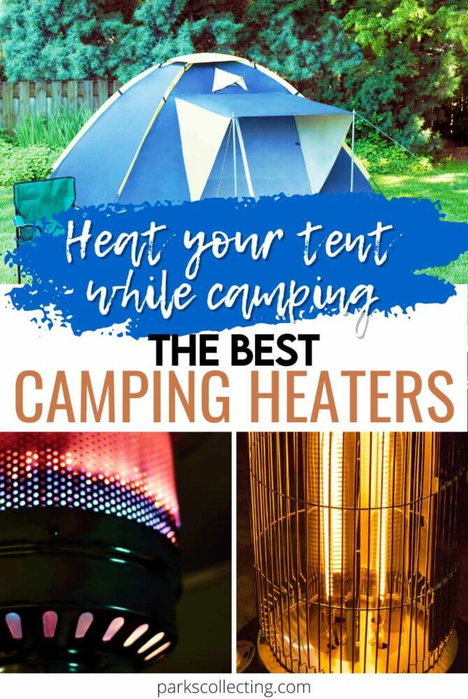 Heat Your Tent While Camping_ The Best Camping Heaters