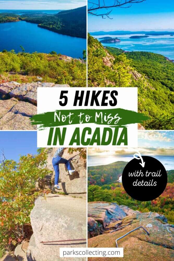 Hikes Not to Miss in Acadia