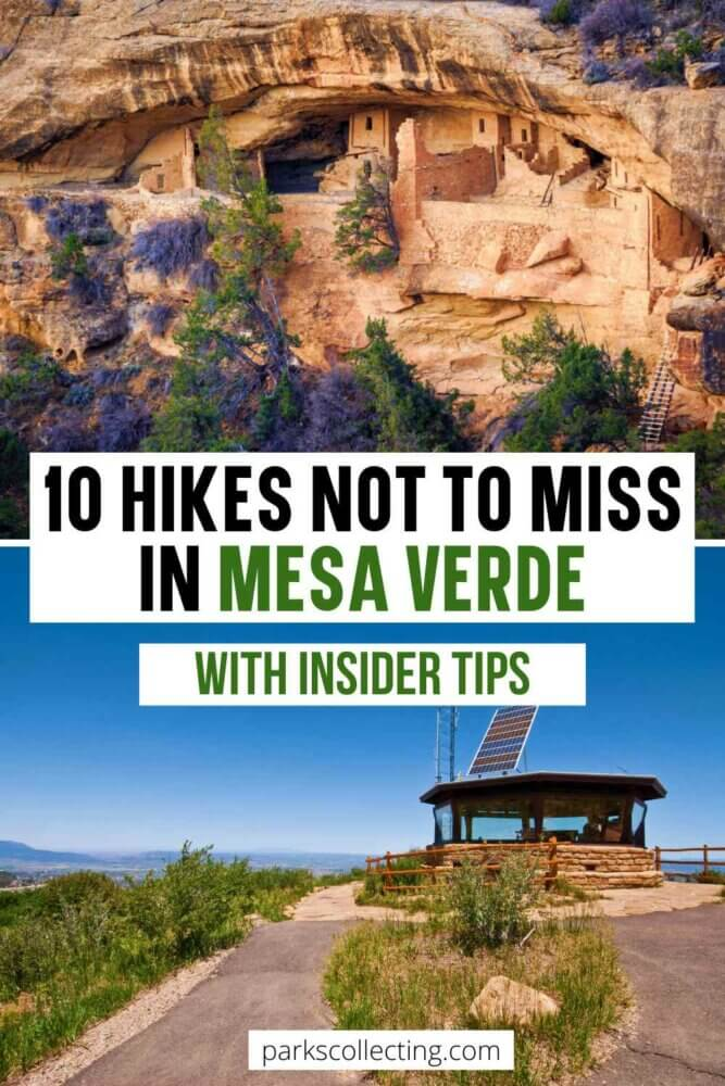 Hikes not to Miss in Mesa Verde National Park