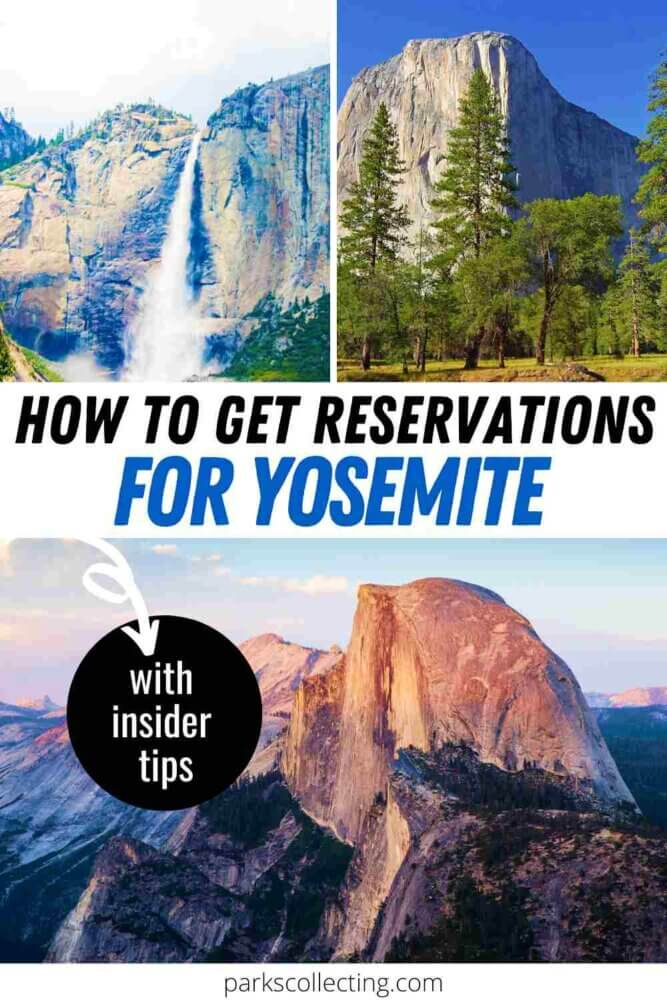 How to Get Reservations for Yosemite