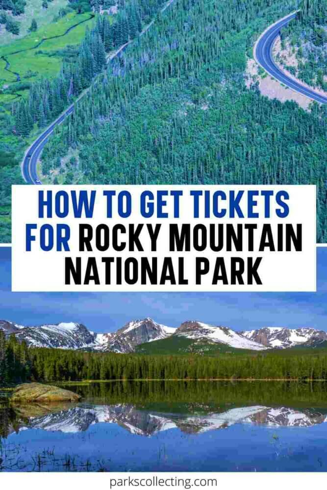 How to Get Tickets for Rocky Mountain National Park